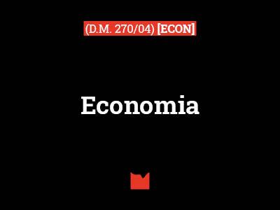 Economia (D.M. 270/04) [ECON]