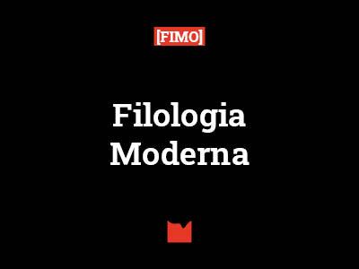 Filologia Moderna [FIMO]