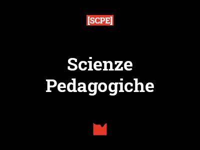 Scienze Pedagogiche [SCPE]